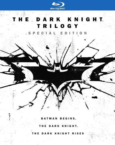 The Dark Knight Trilogy [Blu-ray] [6 Discs] 5262307