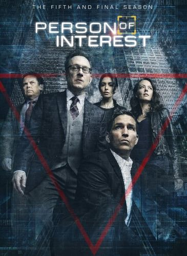 Person of Interest: The Complete Fifth and Final Season [DVD] 5262310
