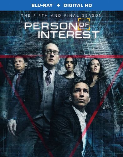 Person of Interest: The Complete Fifth and Final Season [Blu-ray] 5262315