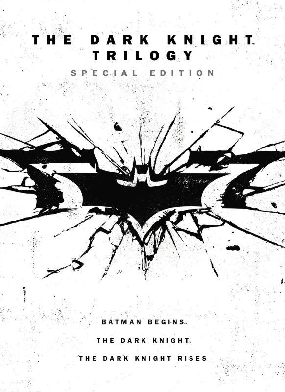 The Dark Knight Trilogy [4 Discs] [DVD] 5262318