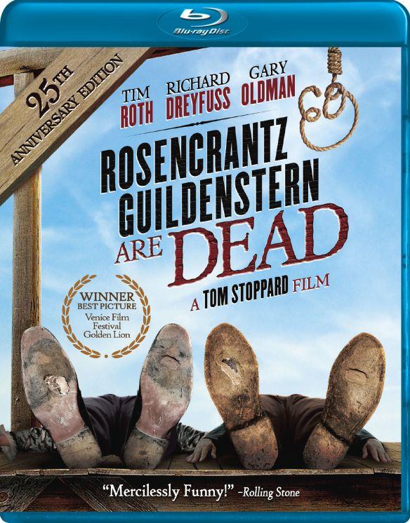 Rosencrantz and Guildenstern Are Dead [Blu-ray] [1990] 5267501