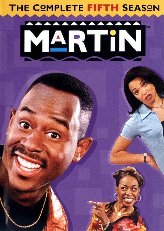 Martin: The Complete Fifth Season [4 Discs] [DVD] 5270019