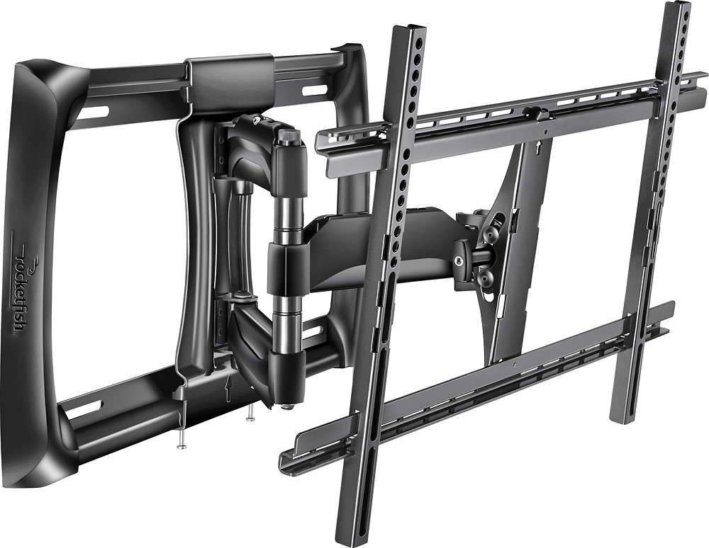 Rocketfish™ - Full-Motion TV Wall Mount for Most 40