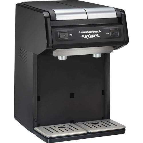 Hamilton Beach - FlexBrew 2-Cup Coffeemaker - Black 5271111