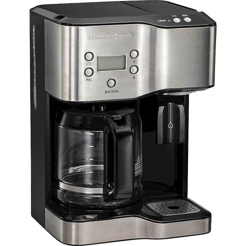 Hamilton Beach - 12-Cup Coffeemaker - Black 5271121