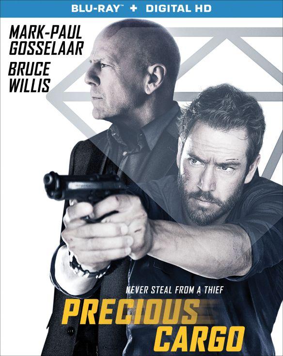 Precious Cargo [Blu-ray] [2016] 5271200