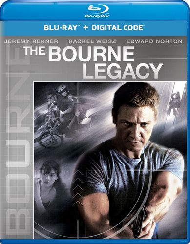 The Bourne Legacy [Includes Digital Copy] [UltraViolet] [Blu-ray] [2012] 5272300