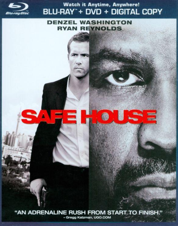 Safe House [Blu-ray] [UltraViolet] [Includes Digital Copy] [2012] 5273801