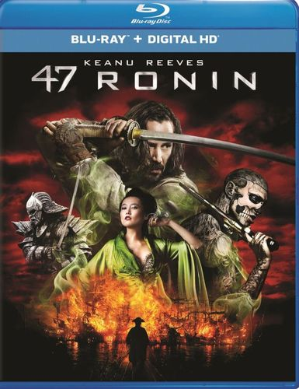 47 Ronin [UltraViolet] [Includes Digital Copy] [Blu-ray] [2013] 5275125