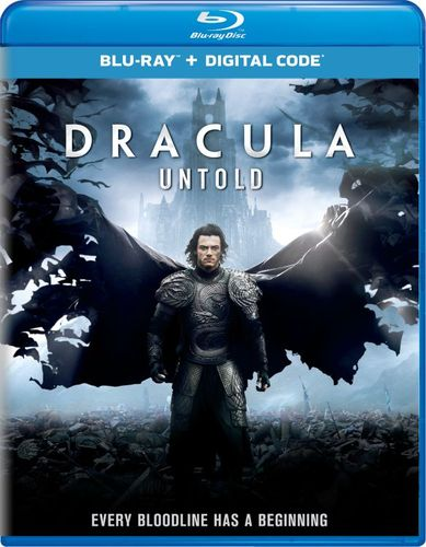 Dracula Untold [Includes [Blu-ray] [2014] 5275148