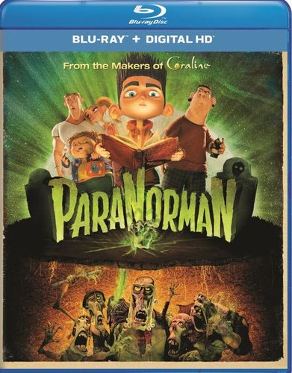 Paranorman [UltraViolet] [Includes Digital Copy] [Blu-ray] [2012] 5275150