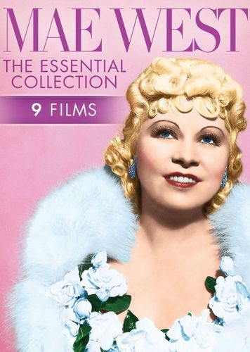 Mae West: The Essential Collection [3 Discs] [DVD] 5275164