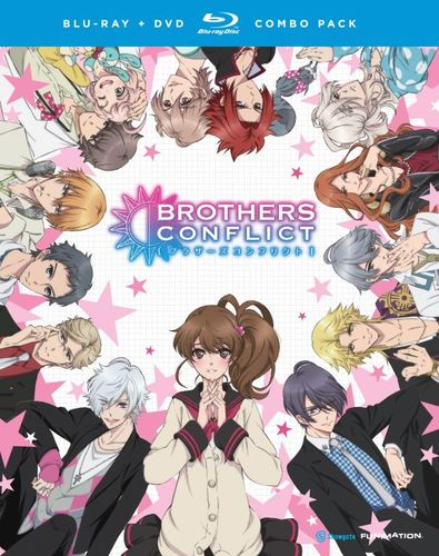 Brothers Conflict: The Complete Series + OVA [Blu-ray] [5 Discs] 5275169