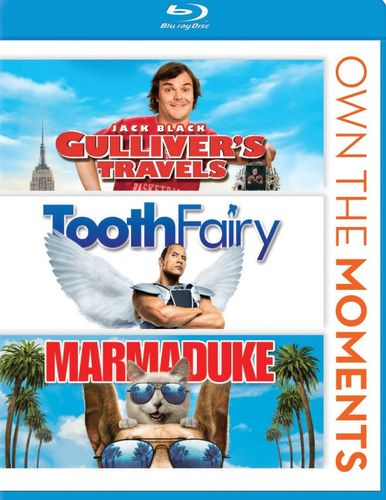 Gulliver's Travels/Tooth Fairy/Marmaduke [Blu-ray] 5275417