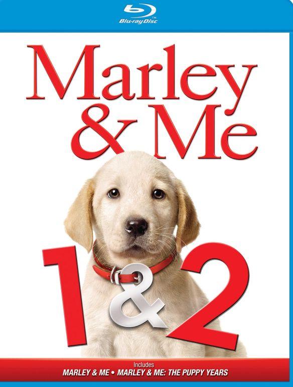 Marley and Me 1 & 2 [Blu-ray] 5275453