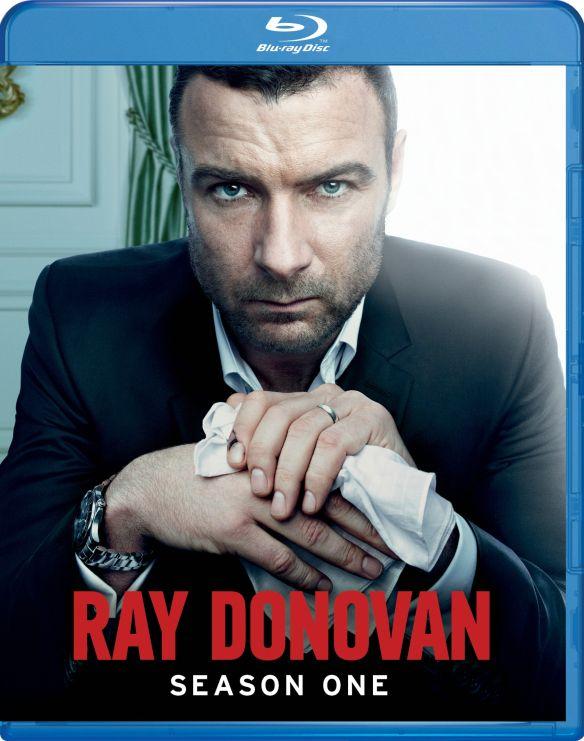Ray Donovan: The First Season [3 Discs] [Blu-ray] 5275542