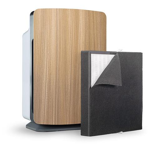 Alen - BreatheSmart HEPA Air Purifier - Oak 5276059