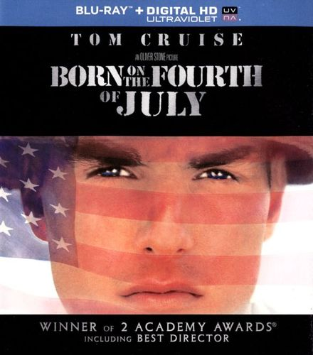 Born on the Fourth of July [Includes Digital Copy] [UltraViolet] [Blu-ray] [1989] 5276100