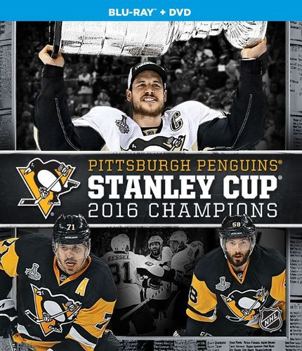 NHL: 2016 Stanley Cup Champions [Blu-ray/DVD] [2016] 5276300