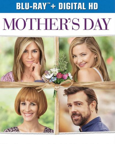 Mother's Day [Includes Digital Copy] [UltraViolet] [Blu-ray] [2016] 5276511