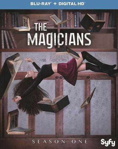 The Magicians: Season One [Includes Digital Copy] [UltraViolet] [Blu-ray] [3 Discs] 5276512