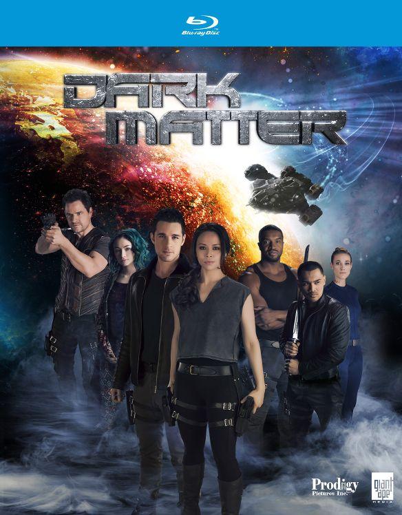 Dark Matter: Season One [Blu-ray] [3 Discs] 5276516