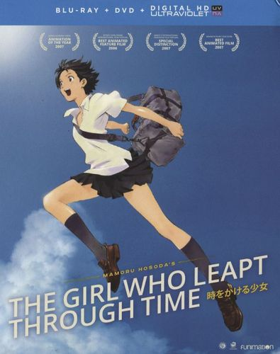 The Girl Who Leapt Through Time [Includes Digital Copy] [UltraViolet] [Blu-ray/2 DVD] [3 Discs] [Blu-ray/DVD] [2006] 5276805