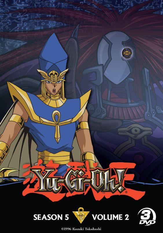 Yu-Gi-Oh!: Season 5, Vol. 2 [3 Discs] [DVD] 5279014