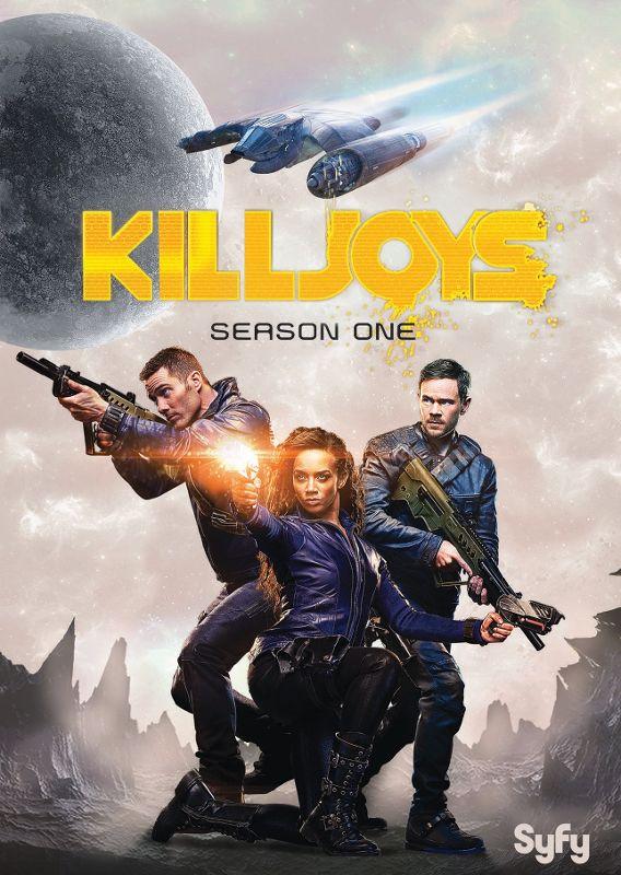 Killjoys: Season One [2 Discs] [DVD] 5279024