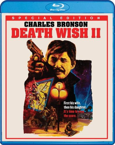 Death Wish II [Special Edition] [Blu-ray] [1982] 5279044