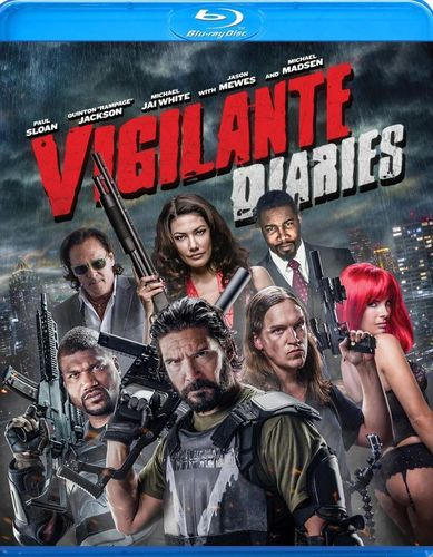 Vigilante Diaries [Blu-ray] [2016] 5279402