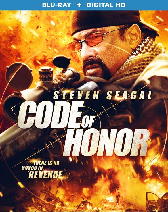 Code of Honor [Blu-ray] [2016] 5279404