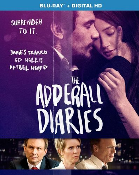 The Adderall Diaries [Blu-ray] [2015] 5279408