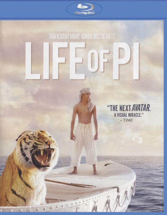 Life of Pi [Blu-ray] [2012] 5280008