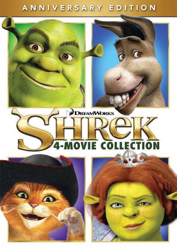 Shrek: 4 Movie Collection [DVD] 5280009