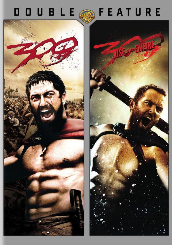 300/300: Rise of an Empire [2 Discs] [DVD] 5280602