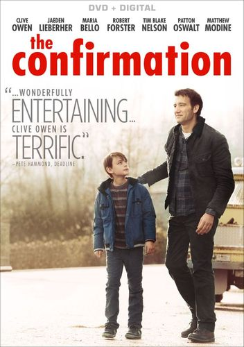 The Confirmation [DVD] [2015] 5280609