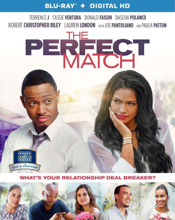 The Perfect Match [Blu-ray] [2016] 5280614