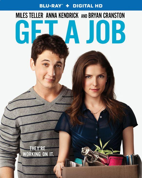 Get a Job [Blu-ray] [2016] 5280617