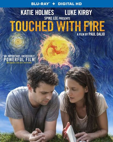 Touched with Fire [Blu-ray] [2015] 5280623