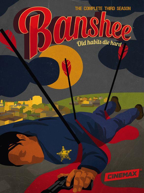 Banshee: The Complete Third Season [4 Discs] [DVD] 5280709