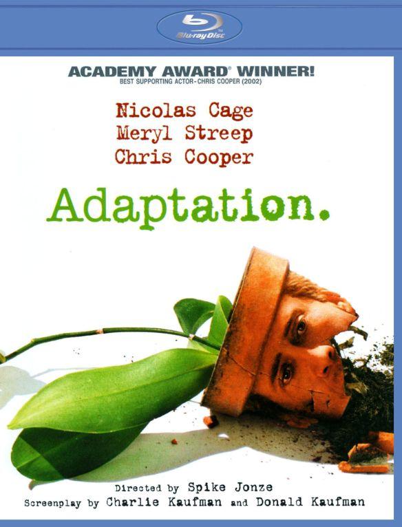 Adaptation [Blu-ray] [2002] 5289235