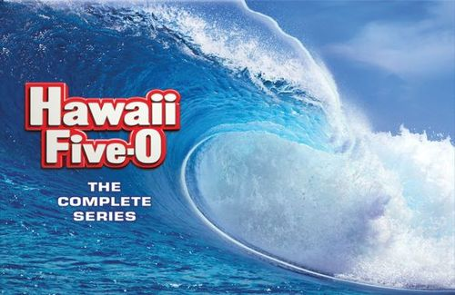 Hawaii Five-O: The Complete Series [72 Discs] [DVD] 5290700