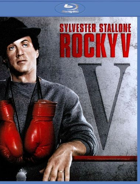 Rocky V [Blu-ray] [1990] 5290968
