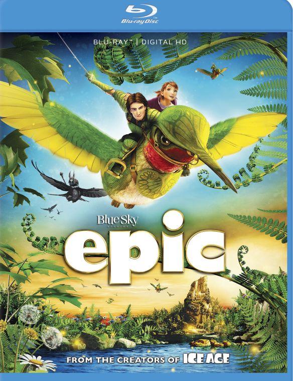Epic [Blu-ray] [2013] 5291400