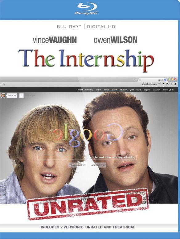 The Internship [Blu-ray] [2013] 5291403