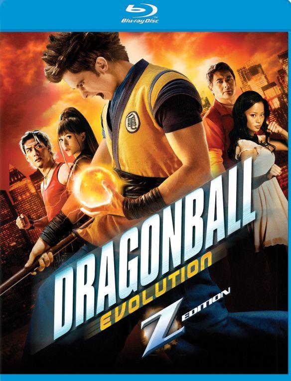 Dragonball: Evolution [Blu-ray] [2009] 5291405