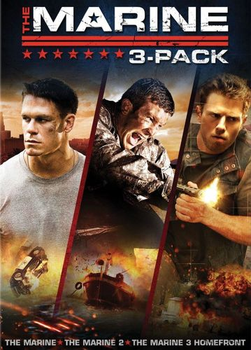 The Marine 3-Pack [3 Discs] [DVD] 5291406