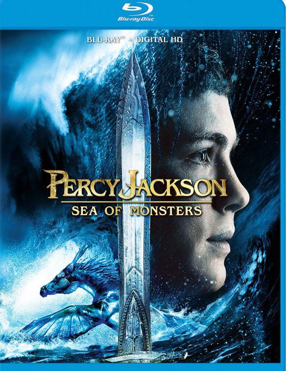 Percy Jackson: Sea of Monsters [Blu-ray] [2013] 5291407