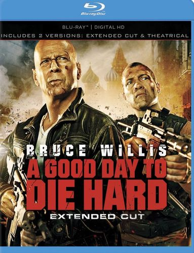A Good Day to Die Hard [Blu-ray] [2013] 5291414